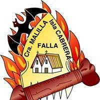 Falla Malilla - Isla Cabrera