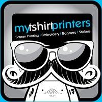My T Shirt Printers