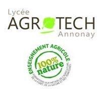 Lycée agrotechnologique privé annonay