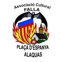 Falla Plaça Espanya Alaquas