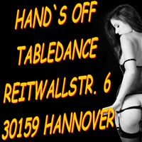 Hands off  Tabledance