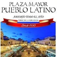 Plaza Mayor del Pueblo Latino