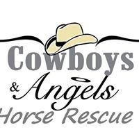 Cowboys & Angels Horse Rescue, Fndn.