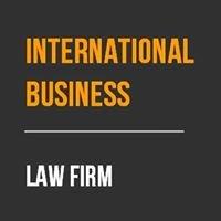 As Law International Business Slp
