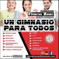 Gimnasio Fitness Zone Ramón González