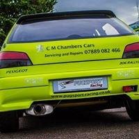 C M Chambers Cars