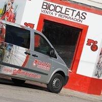 Bicicletas DANI Moreno