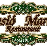 Restaurant Pensió Mariola