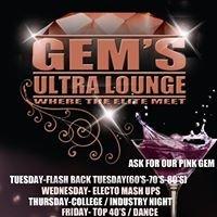 Gem's Ultra Lounge