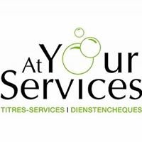 At Your Services sprl - Titres Services