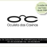 Oculista das Caxinas