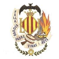 Falla Daroca Padre Viñas San Juan de la Peña
