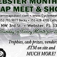 Webster Westside Car and Cycle Swap Meet