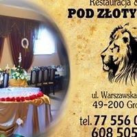 Restauracja POD Zlotymlwem