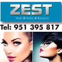 Zest Hair,Nails and Beauty.