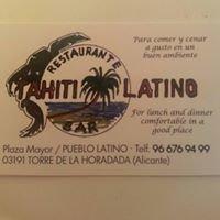 Pizzeria Restaurante Tahiti Latino