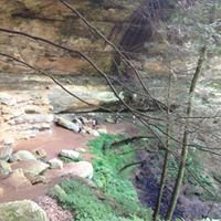 Hocking Hills Cantwell Cliffs