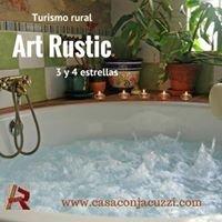 ART RUSTIC - Casas con jacuzzi privado