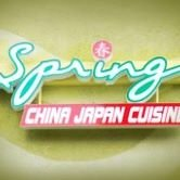 Spring China Japan Cuisine