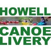 Howell Canoe Livery