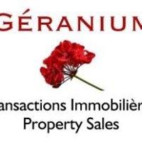 Géranium Immobilier