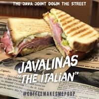 "Javalina's Coffee Express ""The Java Joint Down the Street"""