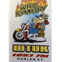 Wtuk 105.1 Wild Kountry Radio