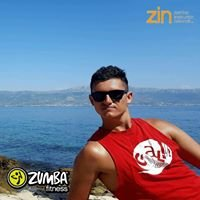 Kamil Solski - instruktor Zumba Fitness