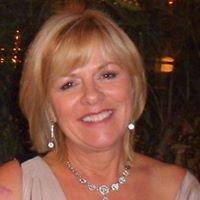 Hairstylist Anita Greaves