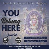 Church of Jesus Christ-Houston