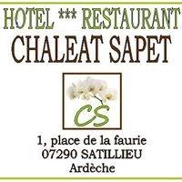 Hôtel restaurant Chaleat SAPET