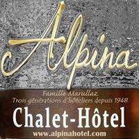 Hotel Alpina Morzine