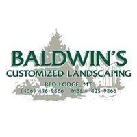 Baldwin's Customized Landscaping