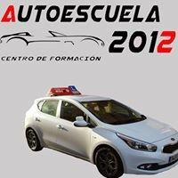 Autoescuela 2012            Centro de Formación