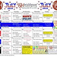 Brickhouse Cardio Club Huntington/Barboursville WV