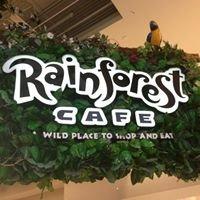 Rainforest Cafe Gurnee Mills Mall