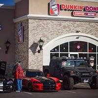 Cars and Coffee Dunkin Donuts Dulles Landing South Riding VA