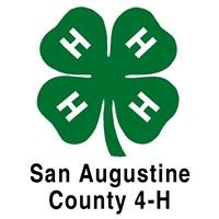 San Augustine County 4-H