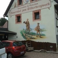 Silberbergwerk in Wolkenburg
