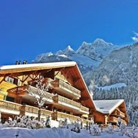 The Lodge Champéry by Mrs Miggins