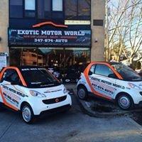 Exotic Motor World SI
