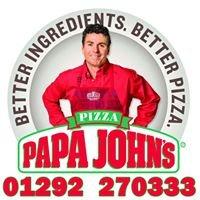 Papa Johns Ayr