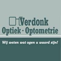 Verdonk Optiek - Optometrie