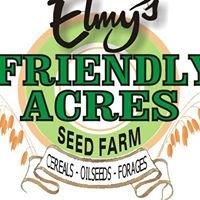 Friendly Acres Seed Farm