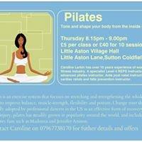 Pilates Little Aston