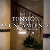 Hostal-Pensión Ayuntamiento Alicante