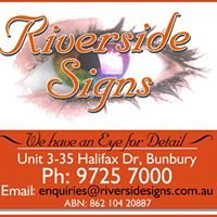 Riverside Signs