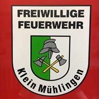 Freiwillige Feuerwehr Kleinmühlingen - Zens