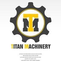 Titan Machinery Limited.