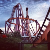 Six Flags Great America Chicago